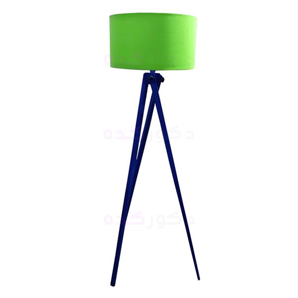 آباژور-پایه-چوبی-رنگی